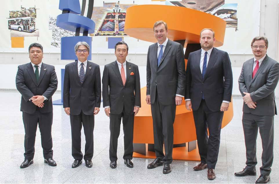 El Grupo Rhenus y Sankyo unen sus fuerzas en el mercado japonés